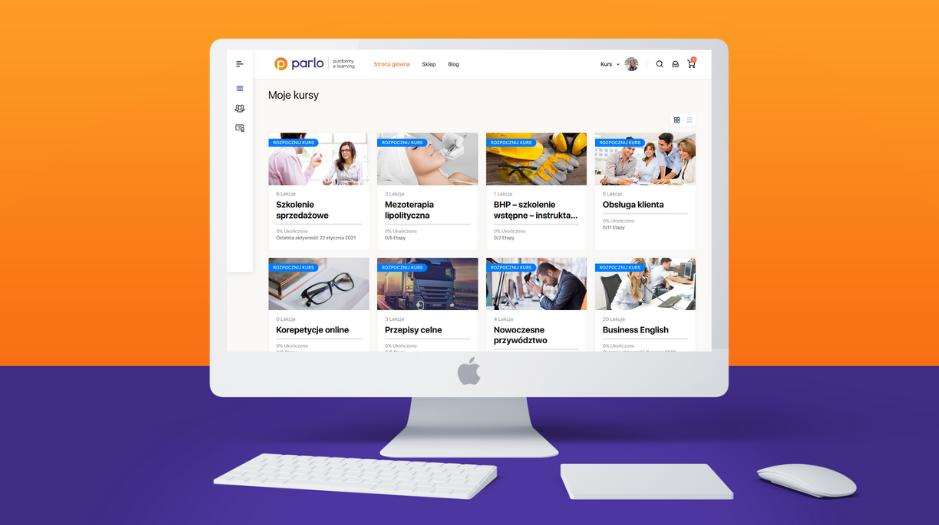 platforma edukacyjna z kursami online